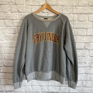HARRY POTTER UNIVERSAL GRYFFINDOR Sweatshirt
